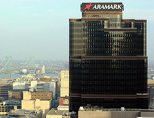 Home base for ARAMARK in Philadelphia